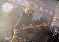 The Joy Formidable at The Fader Fort by FIAT