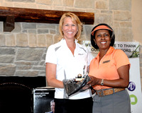 Ladies' Longest Drive (T) and Closest to the Pin