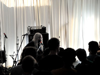 J. Mascis at BV Party