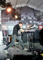 Oh Land at The Fader Fort by FIAT