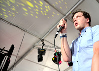 Friendly Fires at The Fader Fort by FIAT