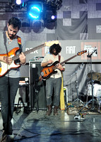 Young the Giant at The Fader Fort by FIAT
