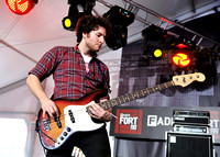 Dom at The Fader Fort by FIAT